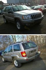 Chrysler / Jeep - JEEP GRAND CHEROKEE 99-05
