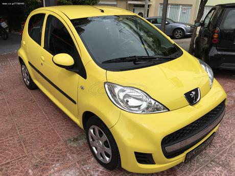 Peugeot 107 URBAN MOVE PLUS FACELIFT AUTO '09 - € 6.350 EUR (Συζητήσιμη)