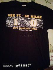 1f26cf96a001 2 Τ-shirt AEK Champions League