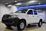 Toyota Hilux D-4D EURO-5 4WD 2CABIN
