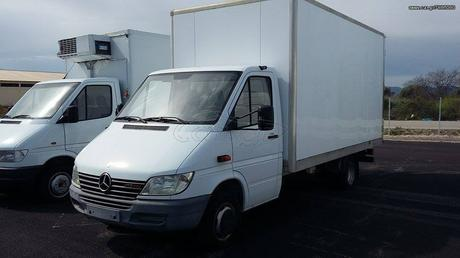 Mercedes-Benz  413 CDI SPRINTER '03 - 10.000 EUR (Συζητήσιμη)