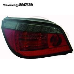 BMW SERIES 5 E60/E61 ΦΑΝΑΡΙΑ ΠΙΣΩ  LED RED-BLACK (ΚΟΚΚΙΝΑ-ΜΑΥΡΑ)