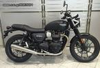 Triumph Street Twin 900 Matt Black
