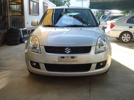 Suzuki Swift FULL EXTRA KEYLESS - START '08 - 6.800 EUR (Συζητήσιμη)