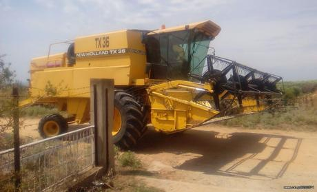 New Holland   SE ARISTI KATASTASI  '96 - 45.000 EUR (Συζητήσιμη)