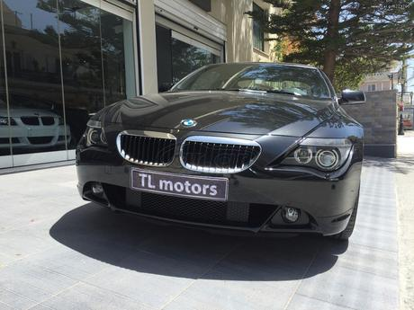 Bmw 630 EXCLUSIVE SMG Eλληνικό '07 - 31.500 EUR