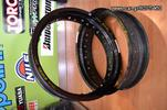 EXCEL RIMS CRF BLACK (SUPERMOTO)3.50x17/4.25x17