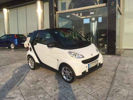 Smart ForTwo PULSE  F1 TURBO 84 HP '08 - 5.400 EUR