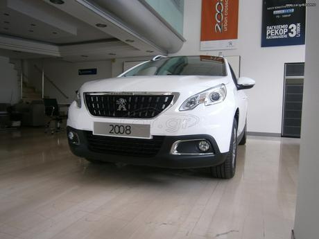 Peugeot 2008 ACTIVE 1.6 BLUEHDI 100 HP  '18 - € 19.750 EUR