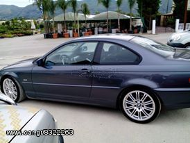 Bmw 330 CI COUPE E46 M-PACK