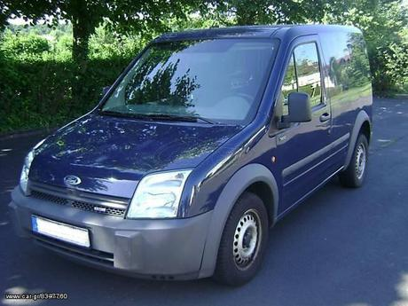 Ford Transit CONNECT 1.8TDCI TURBO DIESEL '05 - € 4.000 EUR