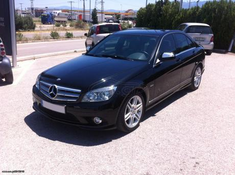 Mercedes-Benz C 200 AMG SPORT PACKET '08 - 20.500 EUR