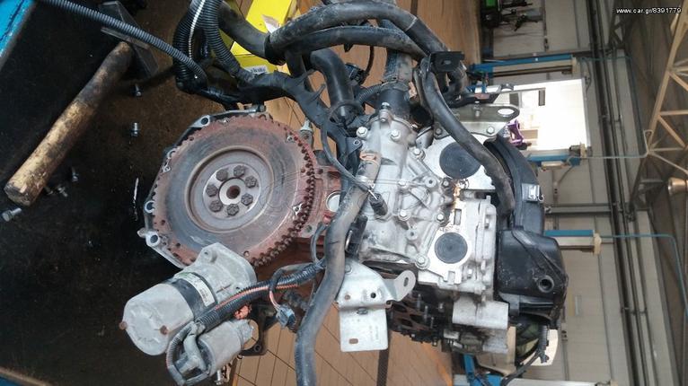 ΚΙΝΗΤΗΡΑΣ RENAULT LAGUNA 1 6 16V K4M - € 300 - Car gr