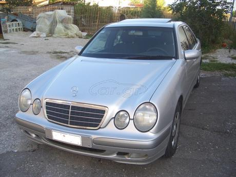 Mercedes-Benz E 200 KOMPRESSOR '01 - € 5.900 EUR (Συζητήσιμη)