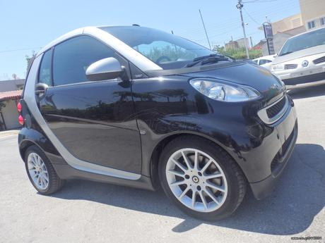 Smart ForTwo CABRIO PASSION FULL EXTRA '11 - 6.490 EUR