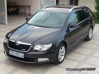 Skoda  SUPERB EURO5 BUSINESS 1.6TDI
