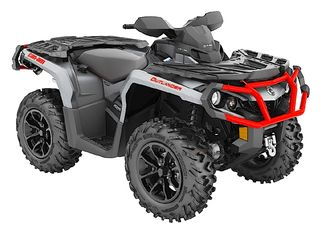 CAN-AM  OUTLANDER XT 650 & XT 570 T3