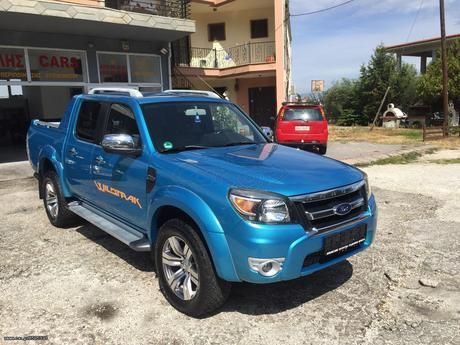 Ford Ranger 3.0 WILDTRAK '09 - 16.999 EUR