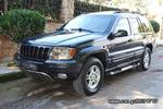 Jeep Grand Cherokee LIMITED 4.7 V8 - QUADRA DRIVE