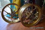 PVM FORGED ALUMINIUM SPECIAL GOLD ORDER