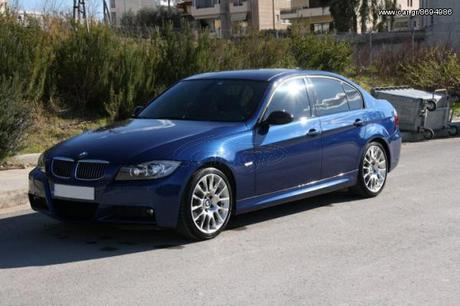 Bmw 320 SI LIMITED EDITION M PACK '06 - 16.000 EUR (Συζητήσιμη)