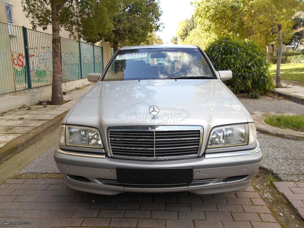 Mercedes benz c 200 elegance automatic 39 2000 6500 0 eur for Mercedes benz 6500
