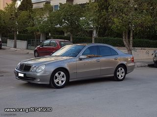 Mercedes-Benz E 200 AVANTGARDE AUTOMATIC PANORAMA