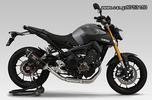 Εξάτμιση Ολόσωμη  Yoshimura R-77S  Stainless/Metal Magic  Yamaha MT-09