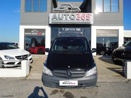 Mercedes-Benz Vito 116 CDI EXTRA LONG '14 - 32.900 EUR (Συζητήσιμη)