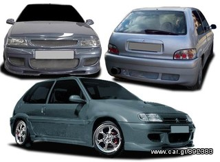 CITROEN SAXO BODY KIT