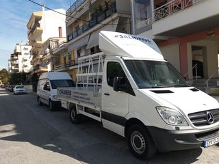 Mercedes-Benz Sprinter 319CDI 7GTRONIK WEBASTOΚΑΡΟΤΣΑ