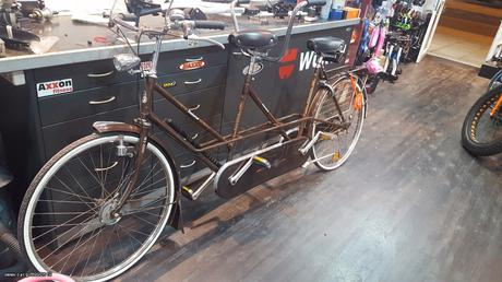 Batavus  Intercycle tandem '70 - 1.500 EUR