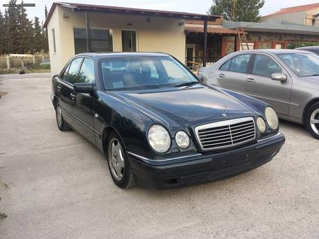 Mercedes-Benz E 200 COMPRESSOR  '00 - 2.500 EUR