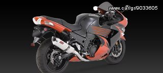 KAWASAKI ZX14 NINJA CS1 SLIP ON VANCE AND HINES 33505