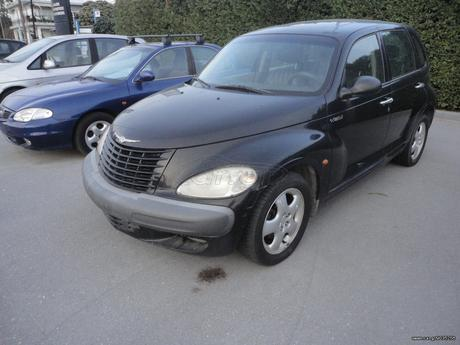 Chrysler PT Cruiser AUTOMATIC, TURING-EDITION '01 - 3.800 EUR