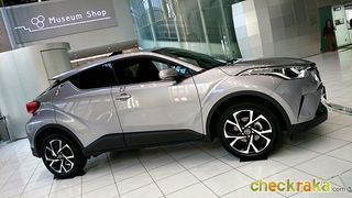 Toyota C-HR HSD CLUB