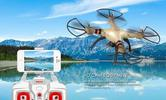 Syma  X8HW WIFI FPV WITH 1MP HD