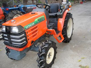 Kubota  HITACHI CTX18 (KUBOTA GB18)