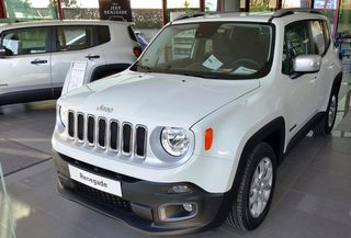 Jeep Renegade 1.6L MJTD LIMITED