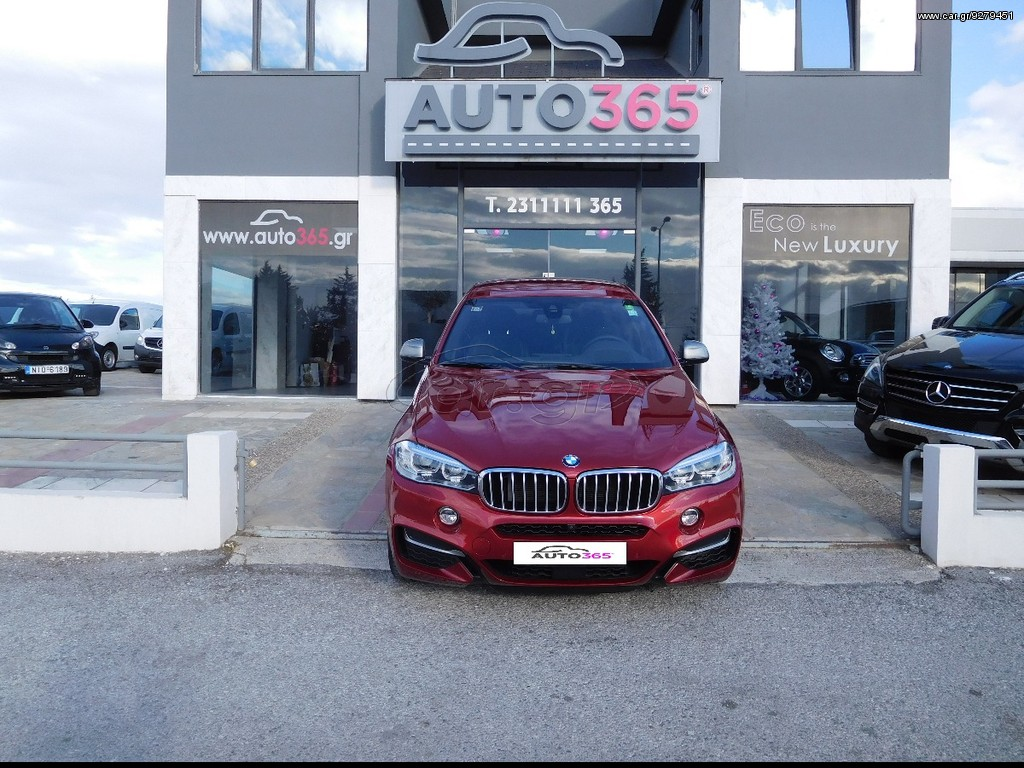 bmw x6 m50 39 2016 123000 0 eur. Black Bedroom Furniture Sets. Home Design Ideas