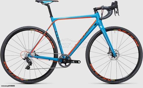 Cube  CROSS RACE SLT MOUSTAKASBIKES '17 - 2.160 EUR