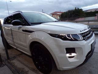 Land Rover Range Rover Evoque DYNAMIC SD4 BLACK DESIGN PACK