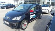 Volkswagen Up 1.0 beats up!