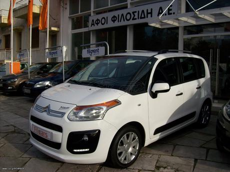 citroen c3 picasso 1 6 hdi diesel euro 5 39 13 eur. Black Bedroom Furniture Sets. Home Design Ideas