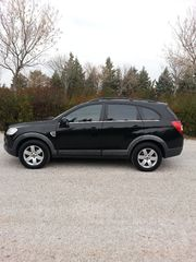 Chevrolet Captiva 2000 D 4WD 150 hp