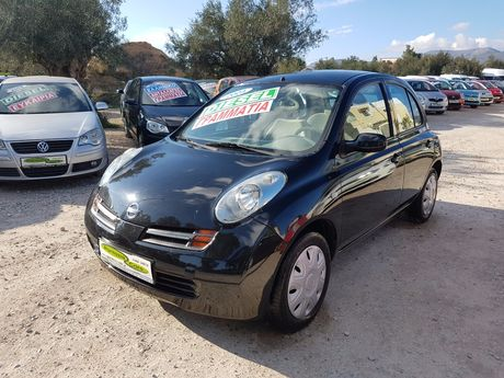 Nissan Micra 1.5 DCI 5D FULL EXTRA '05 - 3.990 EUR
