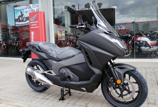 Honda Integra 750 Integra Nc750 D Abs Dct 18 1 Eur Negotiable