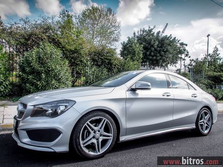 Mercedes benz cla 200 amg book service 39 14 eur for Mercedes benz cla 350