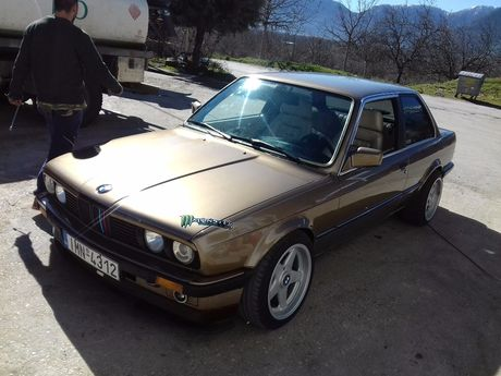 Bmw 323 E30 COUPE '83 - 6.000 EUR