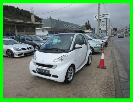 Smart ForTwo COPA CAR με αποσυρση '10 - 6.990 EUR